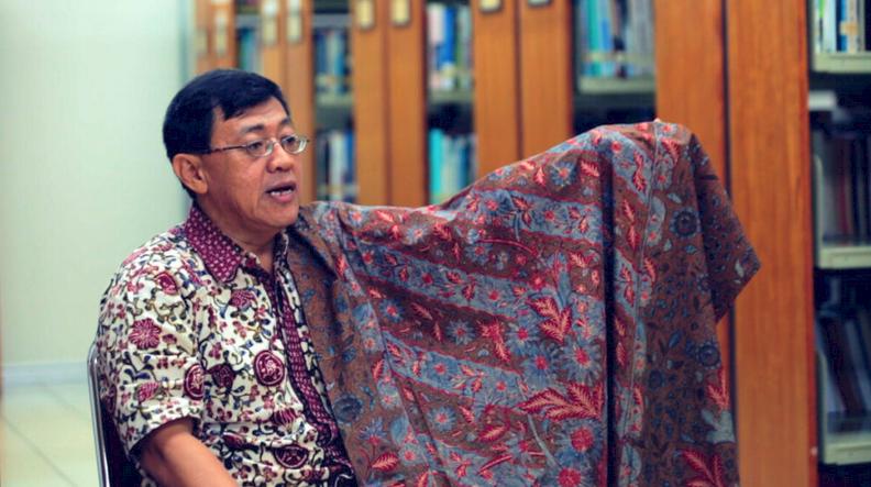 William Kwan, Kisah Membangkitkan Batik Lasem